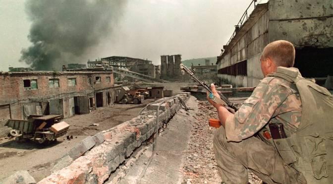 ASSALTO A CHIRI – YURT: LA BATTAGLIA DELLA CEMENTERIA (18 – 21/05/1995)