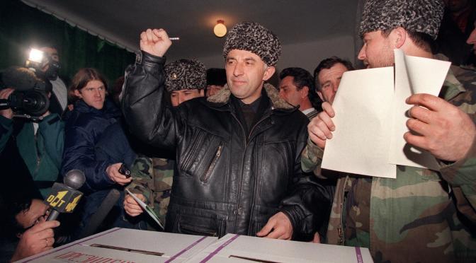 "MASKHADOV ""IL PRESIDENTE"": INTERVISTA DEL 28/01/1997"