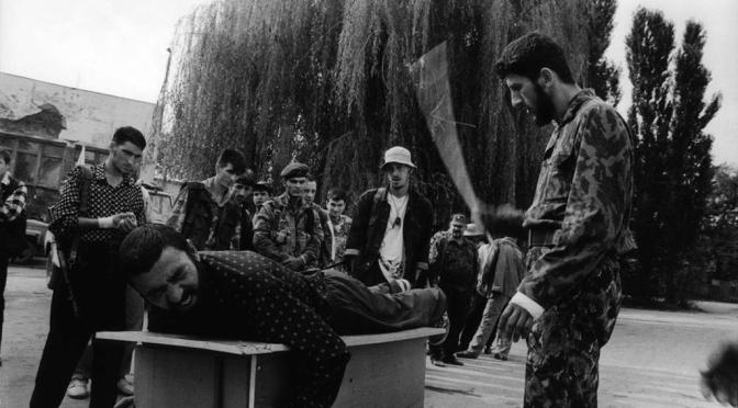 DAI TRIBUNALI ALLE CORTI ISLAMICHE: IL SISTEMA GIUDIZIARIO IN ICHKERIA (TERZA PARTE, 1995 – 1996)