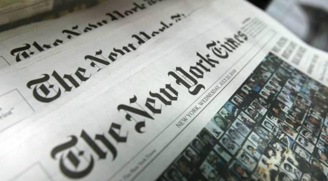 LE ELEZIONI DEL 1997 SULLE PAGINE DEL NEW YORK TIMES