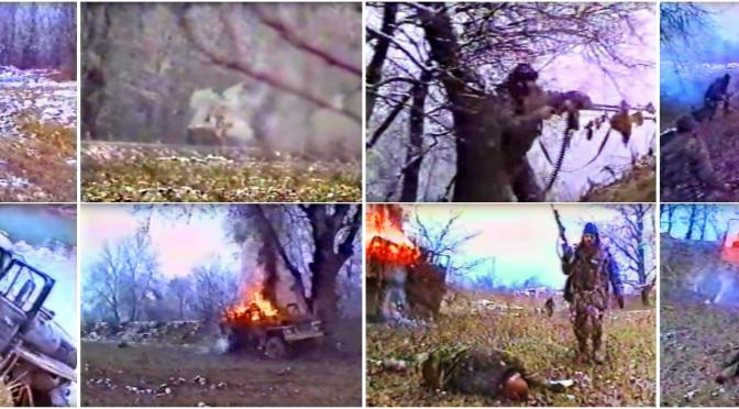 9 – 11/01/2000: IL CONTRATTACCO DEI LUPI – La Battaglia DI ARGUN